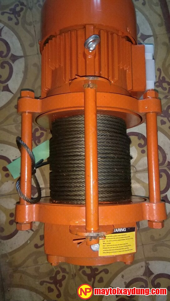MÁY TỜI 500-1000KG ELECTRIC WINCH