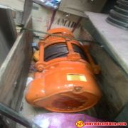 MÁY TỜI 1000-2000KG ELECTRIC WINCH
